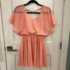 Gianni Bini Pink Cocktail Dress